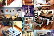 pallets furnishing
