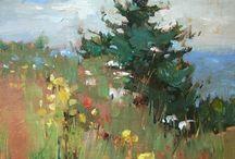 ART Landscape Paintings