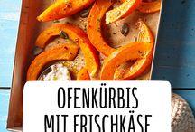 Kernige Kürbis-Rezepte / Kürbis - Vielseitig, zu allen Gelegenheiten beliebt und lecker nicht nur zur Herbstzeit!