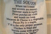 Southern Sass!