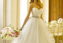 Wedding Dresses *-* ♡
