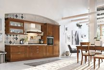 """Cucine   Kitchens - COLLECTION I CILIEGI / The new kitchens of the collection """"I Ciliegi"""" by Le Fablier"""