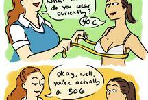 Busty Comics / Busty Funny's
