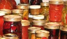 canning/food preparation