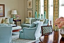 Great Room/Family Room / by Elizabeth Wheat