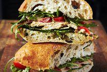 Sandwiches / by Ewelina Gladysz