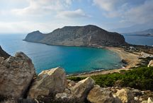Hiking in Karpathos / The beauty of hiking around the island of Karpathos, Greece.