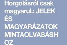Horgolás  magyarul