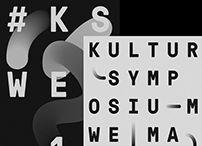 Identyfikacja IKM Typografia + stale zmieniające się zdjęcia