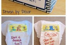 Baby shower / by Julia Arcand