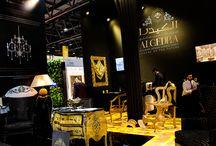 Index 2014 - Dubai / Thanks for visiting ALGEDRA Interior Design Stand in International design Exhibition 2014 – Dubai
