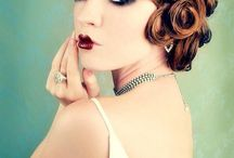 20's hairstyle