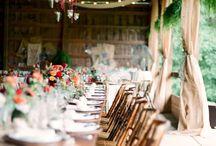 Zsuzsi - Tomi esküvő - kreatív csapat / Dekorációs ötletbörze nekünk