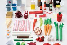 Squisy: Food design