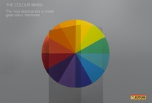 Infographics: Colour and Space by Jotun / It is time to simplify the colour selection process. This data visualization is the result of colour statistics extracted from Pinterest effecting millions of consumers' decoration decisions.