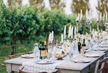 Wedding Inspiration Board / Our New Year's Eve Wedding on Capri Island