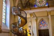 Famous Staircases