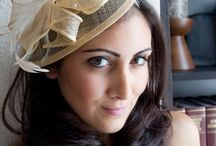 Fascinators for Amy's wedding / by Sarah Alexander