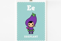 Eggplants & Violets / by Lynn Slotkin