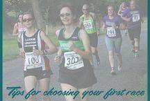 Running tips / Tips for improving your running, running faster, running stronger, running longer
