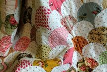 Clamshell quilt!!!