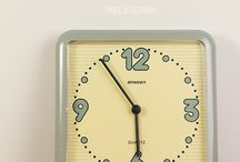 Vintage Clocks / Vintage en retro clocks