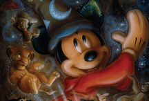 Disney / I am a child again