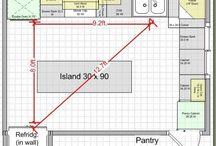 Reno / Kitchen layout