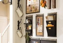 Let's Get Organized People!!! / Tips to organize your home!