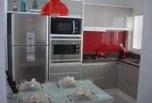 cozinhas salas quartos