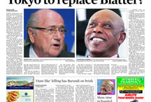 Front pages August 2015