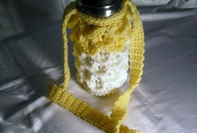 My Stuff / My completed knit and crochet projects.