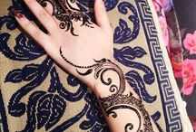 henna. / by bilal mughal
