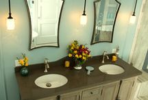 Bathroom / Ideas and inspiration for bathroom and vanity lighting
