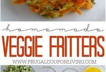 Easy Veg Fritters