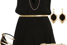Blackgold outfit