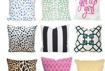 Pillows, Pillows & More Pillows