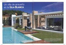 5.1 Interiors - PROJECT nº4 / Font Barcelona - 5.1 Dark Grey Painted Aluminium - Cala Conta - IBIZA - Estudio Vila 13