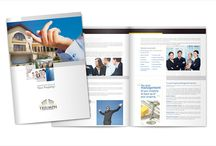 Brochures / Say what you need to say about your business with a great brochure!