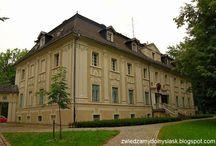 Zabytki  Polskie/ Poland Mansions