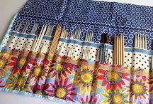Knitting Needles Storage