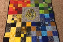 Quilts---- Harry Potter