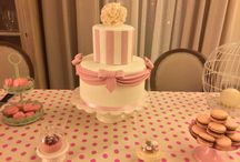 The sweet cake / Cake designer