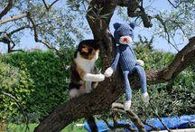 Crochet / Les petites merveilles que j'ai crochetées...  www.carofoliz.com