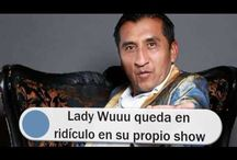 Lady Wuuu queda en ridículo en su propio show ¡nadie le hacía caso!