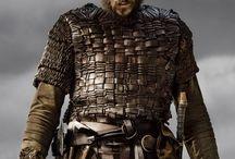 disfraz de vikingos
