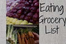 Healthy Eating / by Christine Gibb