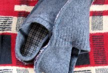 diy wool upcycled