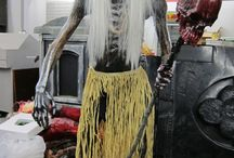 Voodoo Priest Costume / Stay in touch on Facebook! https://www.facebook.com/maskerix/