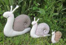 3 escargots patch